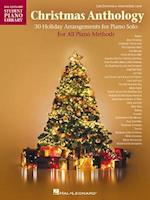 Christmas Anthology (Hal Leonard Student Piano Library)