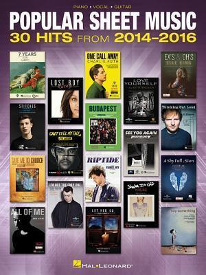 Bog, paperback Popular Sheet Music