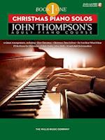 Christmas Piano Solos (John Thompsons Adult Piano Course)
