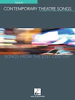 Contemporary Theatre Songs - Tenor