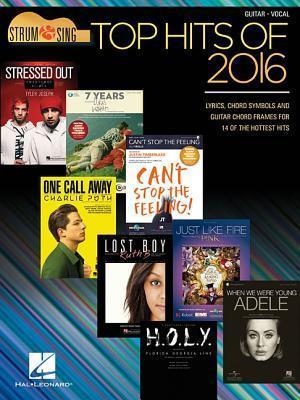 Bog, paperback Top Hits of 2016