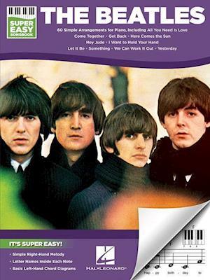 Bog, paperback The Beatles - Super Easy Songbook