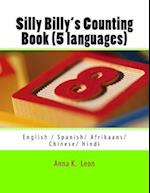 Silly Billy's Counting Book (5 Languages) af Anna K. Leon