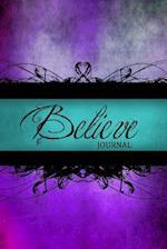Believe Journal af Cheryl Casey