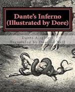 Dante's Inferno (Illustrated by Dore) af Dante Alighieri