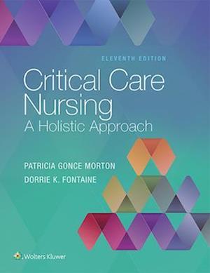Bog, hardback Critical Care Nursing af Patricia Gonce Morton
