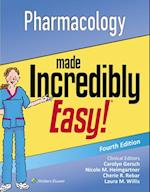 Pharmacology Made Incredibly Easy (Incredibly Easy Series174)