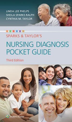 Bog, hardback Sparks & Taylor's Nursing Diagnosis Pocket Guide af Linda Lee Phelps