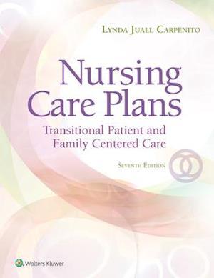 Bog, paperback Nursing Care Plans af Lynda J Carpenito