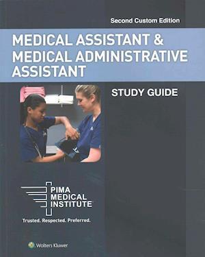 Bog, paperback Pmi Study Guide for Lippincott Williams & Wilkins' Comprehensive Medical Assisting af Judy Kronenberger