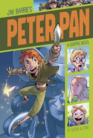J. M. Barrie's Peter Pan af J. M. Barrie