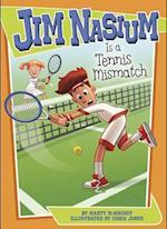 Jim Nasium Is a Tennis Mismatch (Jim Nasium)
