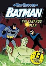 The Lazarus Plan (Dc Super Heroes You Choose Stories Batman)