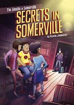 Secrets in Somerville (Sleuths of Somerville)
