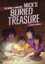 Mick's Buried Treasure (Sleuths of Somerville)