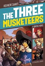The Three Musketeers (Graphic Revolve Common Core Editions)