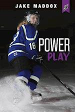 Power Play (Jake Maddox Jv Girls)
