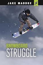Snowboard Struggle (Jake Maddox JV)