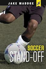 Soccer Stand-Off (Jake Maddox JV)