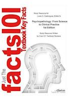Psychopathology, From Science to Clinical Practice af CTI Reviews
