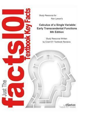 Calculus of a Single Variable, Early Transcendental Functions af CTI Reviews