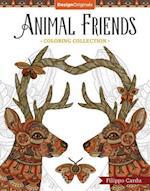 Animal Friends (Filippo Cardu Coloring Collection) (Filippo Cardu Coloring Collection)