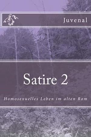 Satire 2 af Juvenal, Detlef Potten