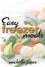 Easy Freezer Meals af Michelle Jones