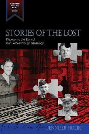 Stories of the Lost af Jennifer Holik