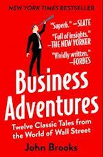 Business Adventures af John Brooks