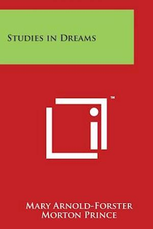 Studies in Dreams af Mary Arnold-Forster