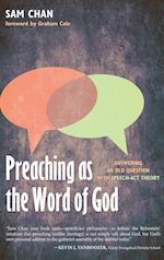 Preaching as the Word of God