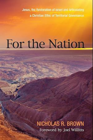 Bog, paperback For the Nation af Nicholas R Brown