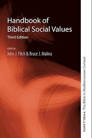 Bog, paperback Handbook of Biblical Social Values, Third Edition