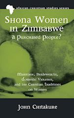 Shona Women in Zimbabwe-A Purchased People? af John Chitakure