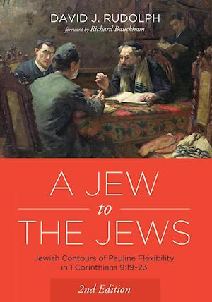 Bog, paperback A Jew to the Jews af David J. Rudolph
