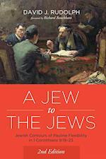 A Jew to the Jews af David J Rudolph