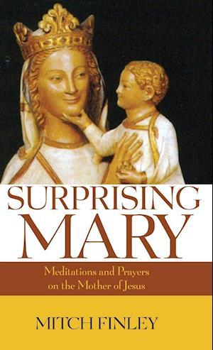 Bog, hardback Surprising Mary af Mitch Finley