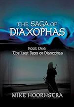 The Saga of Diaxophas af Mike Hoornstra
