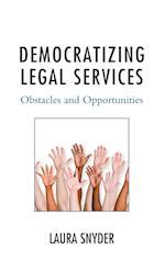 Democratizing Legal Services