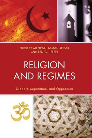 Bog, paperback Religion and Regimes af Mehran Tamadonfar