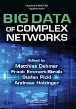 Big Data of Complex Networks (Chapman HallCrc Big Data Series)
