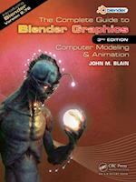 The Complete Guide to Blender Graphics af John M. Blain