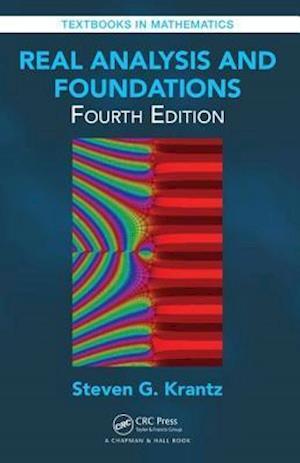 Bog, hardback Real Analysis and Foundations af Steven G. Krantz