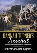 Hannah Turner's Journal af Helene-Carol Brown