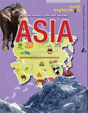 Number Crunch Your Way Around Asia af Joanne Randolph