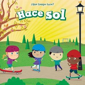 Bog, hardback Hace sol/ It's Sunny af Celeste Bishop