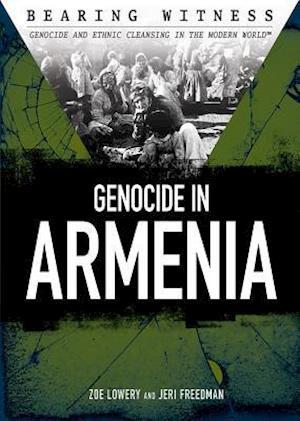 Bog, hardback Genocide in Armenia af Zoe Lowery
