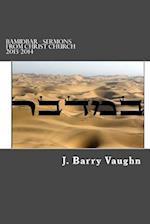 Bamidbar - Sermons from Christ Church 2013-2014 af J. Barry Vaughn