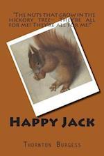Happy Jack af Thornton Burgess